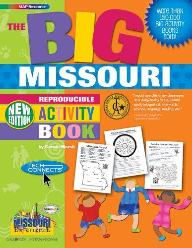 Read Online The BIG Missouri Reproducible Activity Book-New Version (Missouri Experience) pdf