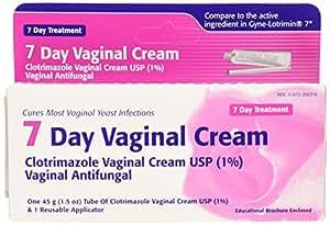 Taro Clotrimazole 7 Vaginal Cream 45 g