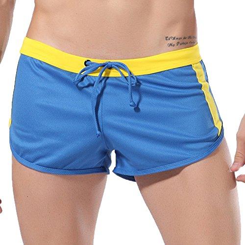(NEARTIME Men's Shorts, Loose Shorts Mens Trousers Sport Casual Pant)