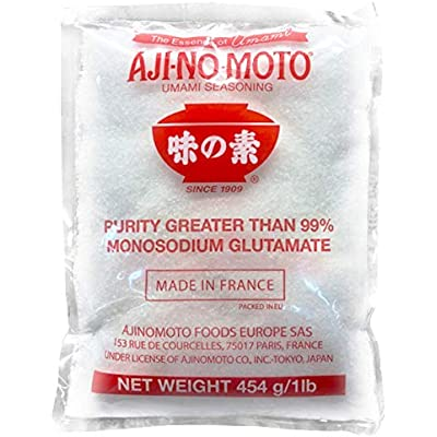 Ajinomoto - Insaporitole a Base di Glutammato Monosodico - 454g