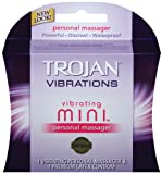 Trojan Vibrating Mini Personal Massager, 1-count