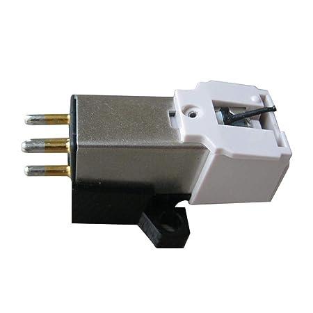 Bogget Audio-Technica Cabezal de gramófono de Vinilo magnético ...