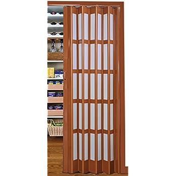 Flexi Space Walnut Glossy Folding Door 34\