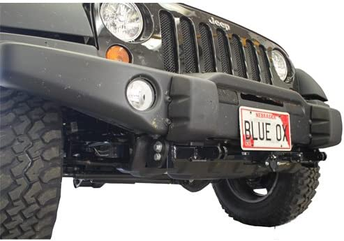 Blue Ox BX1133 Baseplate for Jeep Wrangler
