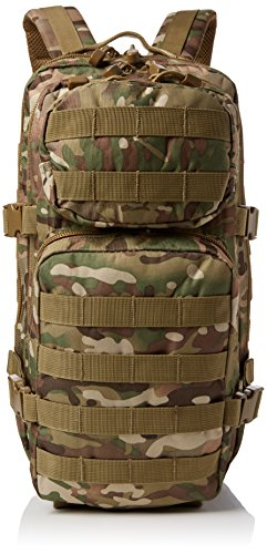 Army Tactical Combat Assault Day Pack Rucksack Hiking Molle 20l Multicam Camo