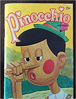 Pinocchio Abridged Famous Classics Story Books Series Carlo