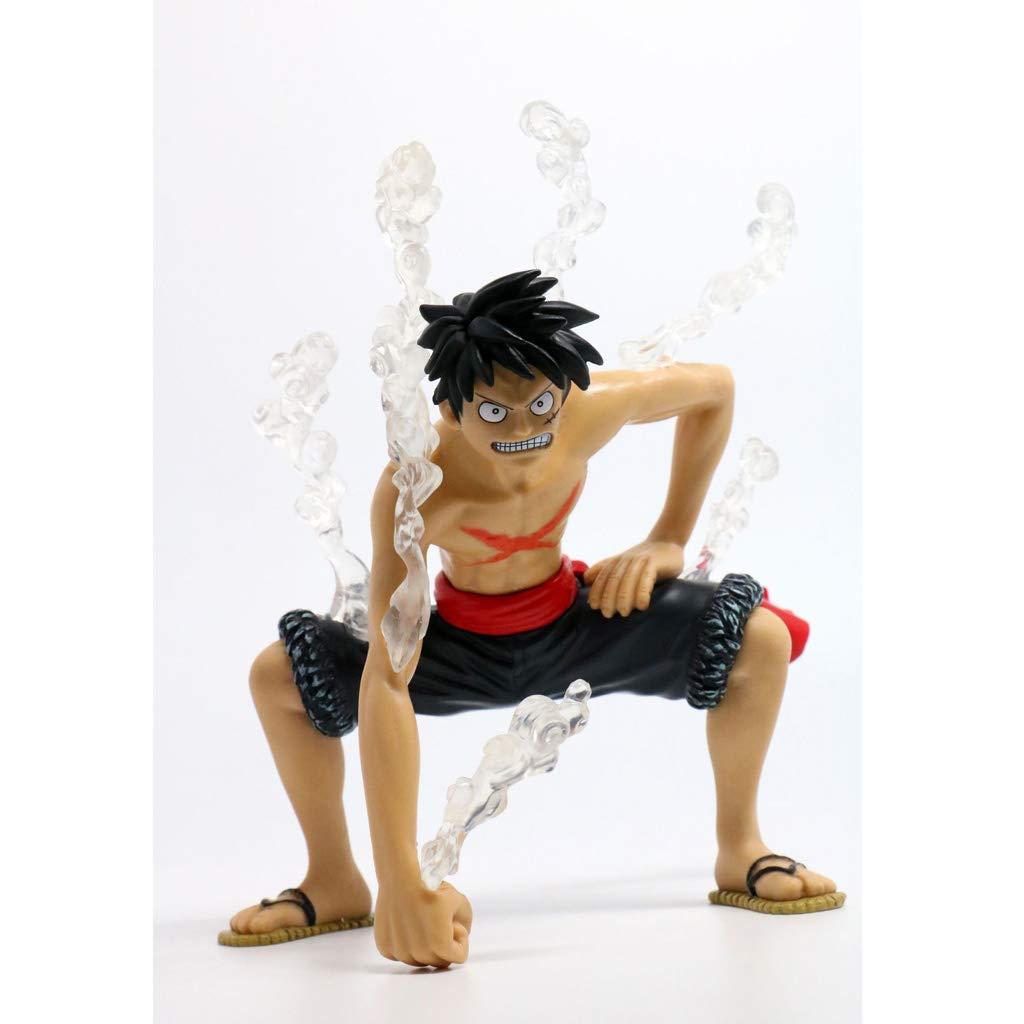 KGMYGS Collezione di Giocattoli Giocattolo Modello Statua Giocattolo del Fumetto Souvenir Regalo di Compleanno 16 Cm (colore   Nero)