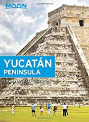 Experience stunning Maya ruins, dreamy beaches, and epic outdoor thrills, from cenote-diving to kiteboarding, with Moon Yucatán Peninsula. Inside you'll find: Flexible itineraries including a ten-day eco-adventure and a two-week road trip acr...
