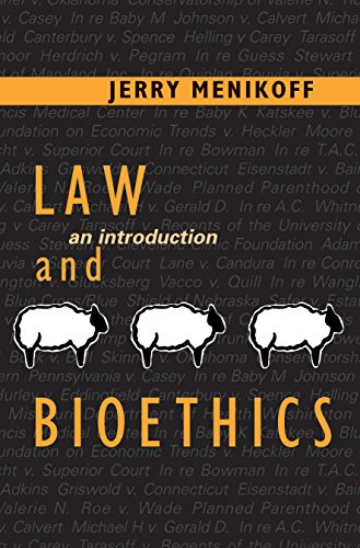 Law and Bioethics: An Introduction