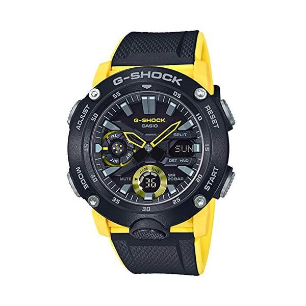 51nFMvF4BnL. SS600  - G-Shock Men's GA2000-1A9