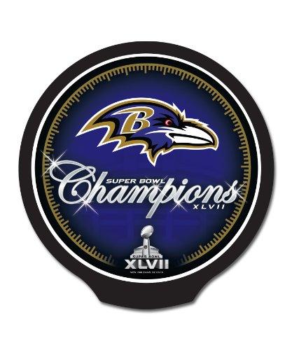 NFL Baltimore Ravens Super Bowl XLVII Champs Power Decal