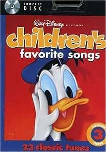 Walt Disney Songs