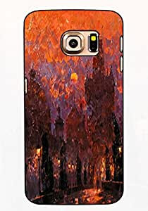 Samsung Galaxy S6 Case by Xunhome ART- The beautiful scenery-301 -Samsung Galaxy S6 Case, Samsung Galaxy S6 (5.1'') Case - Fashion Designed Style Colorful Painted TPU Soft Cover Case for Samsung Galaxy S6 (5.1'')