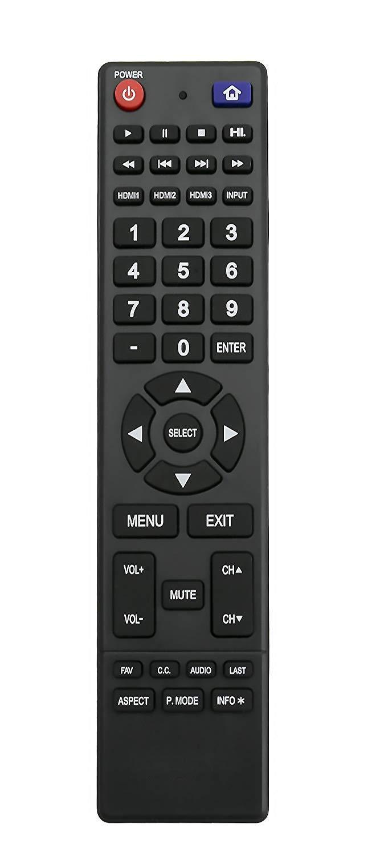Control Remoto 850125633 HITACHI LED LCD TV LE32A509 LE32...