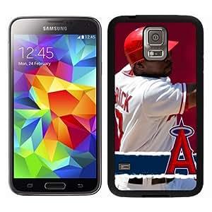 SevenArc MLB Los Angeles Angels of Anaheim Case For Samsung Galaxy S5 I9600