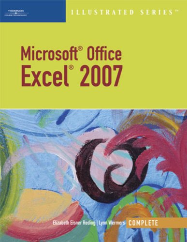 Microsoft Office Excel 2007 - Illustrated Complete Pdf