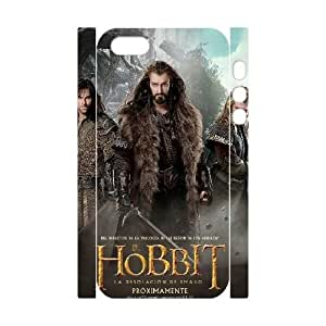 iphone 5S 3D Phone Case White The Hobbit F6565954