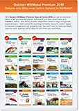 Quicken WillMaker Premium 2019 Includes Living Trust | Promissory Note | Get It Together | Special Needs Trust | Credit Repair | more eBooks | Win & Mac | CD & Download KeyCard