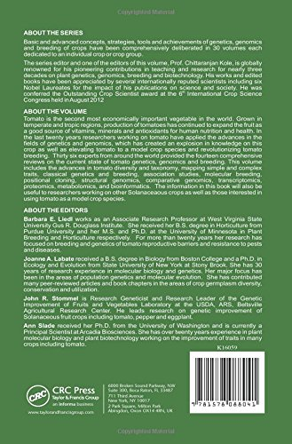 Genetics, Genomics, and Breeding of Tomato (Genetics, Genomics and Breeding of Crop Plants)