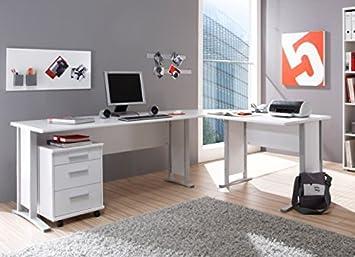 Moebel Eins Office Line Winkelkombination Schreibtisch Ecktisch