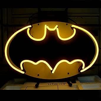 HOZER(TM) Professional 17*14 Inch Batman Comic Hero Beer Bar ...