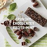 Clif Kid Z Bar Protein Granola Bars, Chocolate Mint