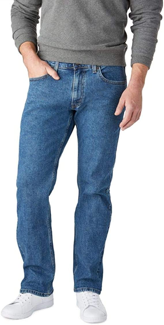 Signature By Levi Strauss Co Gold Label Mens Relaxed Fit Jeans Amazon Ca Clothing Accessories