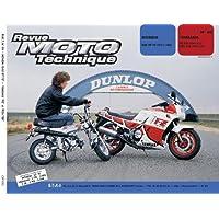 Revue Moto Technique, N° 69 : Honda Dax st 70 (1970 à 1988) - Yamaha FZ 750 (1985 à 93), FZX 750 (1987 à 93)