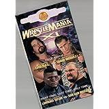 WWE/WWF 1995 VHS WRESTLEMANIA 11 XI