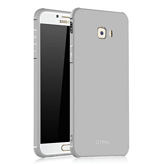 outlet store c5fee e800c Amazon.com: Hevaka Blade Samsung Galaxy C7 Pro Case - TPU Shell Case ...