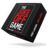 The Joke Off Game | Party Card Game For Adults & Families |