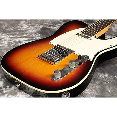 Fender/American Deluxe Telecaster Noiseless Pickups 3-Color Sunburst フェンダー B07KNH7TXB