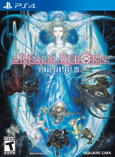 Final Fantasy XIV: A Realm Reborn (Collector's Edition) - PlayStation 4