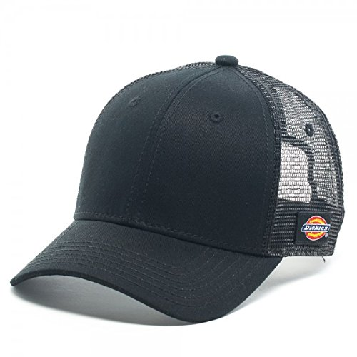 Dickies Core Classic Mens 874‎ Meshback Trucker Hat (Black) (Cool Trucker Hat compare prices)