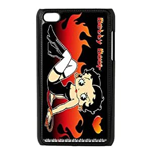 Betty Boop Character Pattern iphone Protective Case for iPod Touch 4 Case DK732482