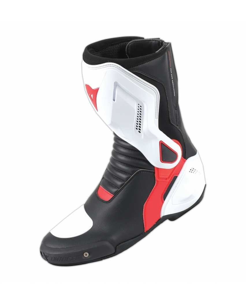 Dainese Nexus Sports Race Motorbike Motorcycle Boots - Black/Anthracite 43 by Dainese