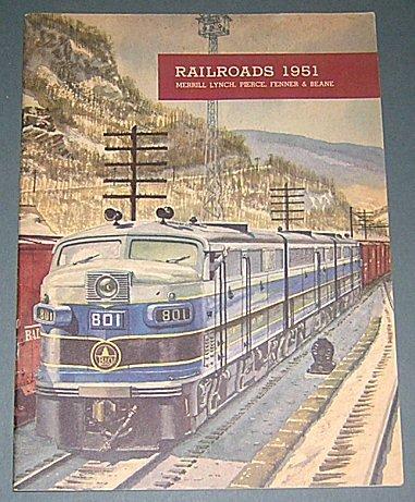 railroads-1951-merrill-lynch-pierce-fenner-beane-prospectus
