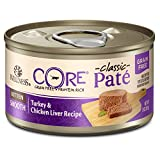 Wellness CORE Natural Grain Free Wet Canned Cat Food, Kitten...
