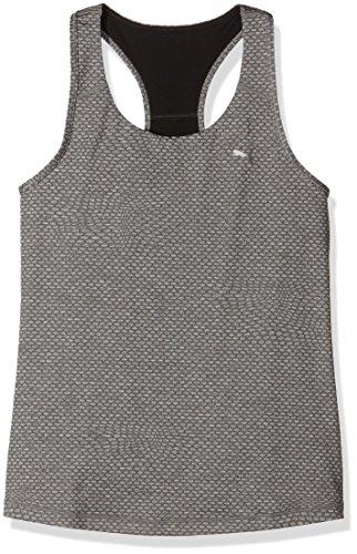 Puma Graphic–Essential RB Camiseta Gris
