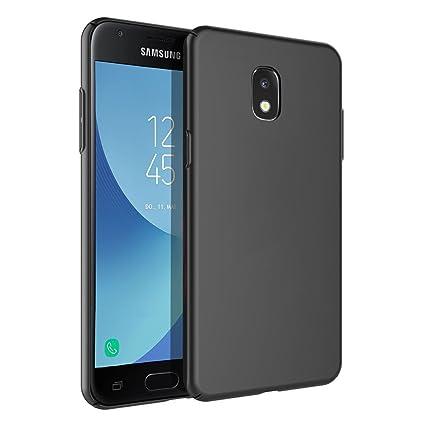Galaxy J5 2017 Funda, WindCase Ultrafina Ligera Acabado Mate Anti-Arañazos Case Plástico Duro PC Carcasa para Samsung Galaxy J5 (2017) / J530F / J5 ...