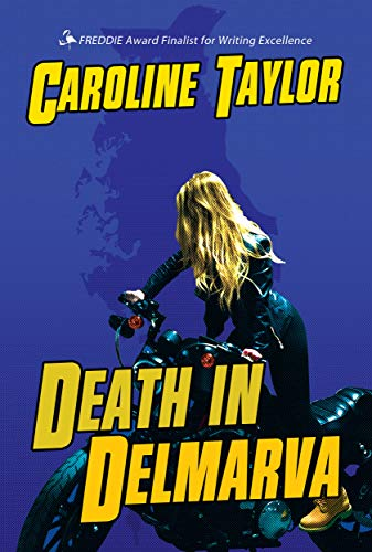 Bargain Book Alert! A lowly stockroom clerk is required to play bill collector to customers who aren't paying in this action adventure: Death In Delmarva by Caroline Taylor