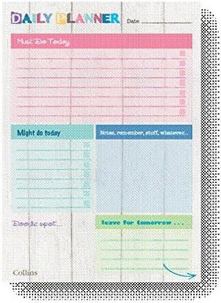 Collins A5 Únicas Diseño Agenda agenda Libreta (Pack de 60 Láminas ...