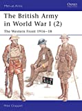 The British Army in World War I (2): The Western