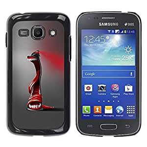 Be Good Phone Accessory // Dura Cáscara cubierta Protectora Caso Carcasa Funda de Protección para Samsung Galaxy Ace 3 GT-S7270 GT-S7275 GT-S7272 // Abstract Spray Paint