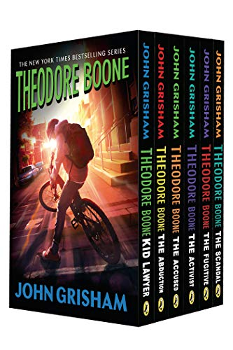 Book cover from Theodore Boone 6-Book Box Set by John Grisham