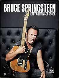 BRUCE SPRINGSTEEN EASY GUITAR (Tab): Amazon.es: Springsteen, Bruce ...