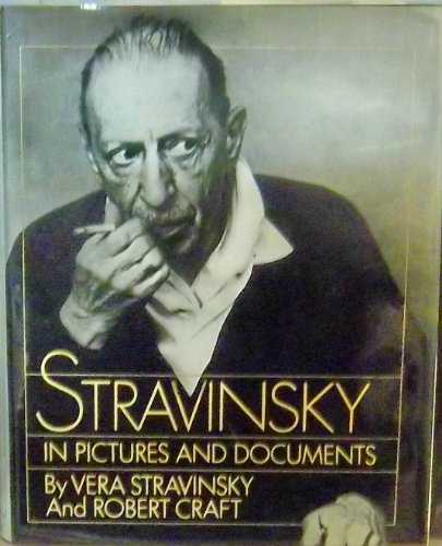 Stravinsky (Robert Craft Stravinsky)