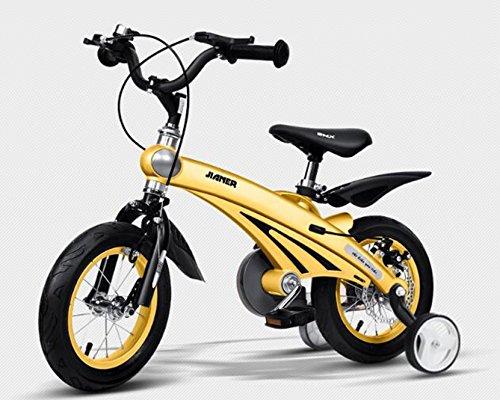 子供用自転車、3歳の乳児用乳母車、自転車、マウンテンバイク、子供用自転車 ( 色 : イエロー いえろ゜ , サイズ さいず : 85*38*64cm ) B078KKS679 85*38*64cm|イエロー いえろ゜ イエロー いえろ゜ 85*38*64cm