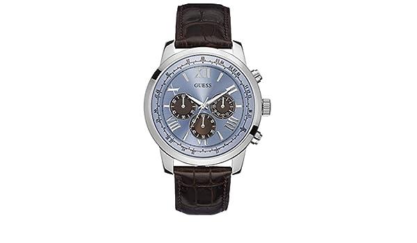 Guess Horizon W0380G6 Mens Watch Chronograph: Amazon.es: Relojes