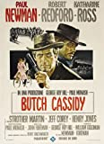 Butch Cassidy and the Sundance Kid (1969) 27 x 40 Movie Poster - Italian Style A